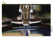1934 Packard Hood Ornament 3 Carry-all Pouch