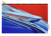 1938 Chevrolet Hood Ornament 2 Carry-all Pouch