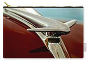 1938 Lincoln Zephyr Hood Ornament Carry-all Pouch