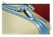 1940 Packard Hood Ornament Carry-all Pouch by Jill Reger