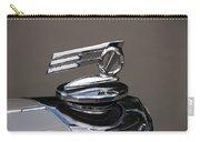 1952 Triumph Renown Limosine Radiator Cap Carry-all Pouch