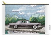 1956  Lincoln Continental Mk II Carry-all Pouch