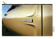 1968 Dodge Charger Hemi Carry-all Pouch