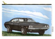 1970 Dodge Challenger Carry-all Pouch