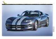 2000 Dodge Viper Vs1 Coupe Carry-all Pouch
