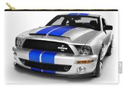 2008 Shelby Ford Gt500kr Carry-all Pouch