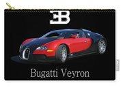 2010 Bugatti Veyron Carry-all Pouch