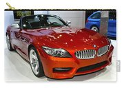 2014 Bmw Z4 Roadster Sdrive35is Carry-all Pouch