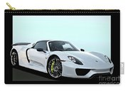 2014 Porsche 918 Spyder II Carry-all Pouch