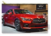 2015 Infiniti Q50 Carry-all Pouch