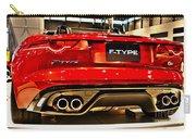 2016 Jaguar F-type Carry-all Pouch