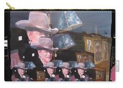 21 Dukes John Wayne Cardboard Cutout Collage Tombstone Arizona 2004-2009 Carry-all Pouch