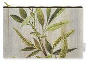 3d Wild Flower Painting Carry-all Pouch