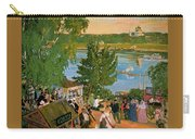 43785 Boris Kustodiev Carry-all Pouch