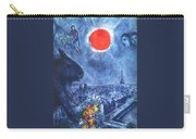 4dpictdswq Marc Chagall Carry-all Pouch