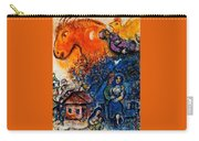 4dpictfdrew3 Marc Chagall Carry-all Pouch