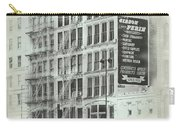 4th St Buildings Carry-all Pouch