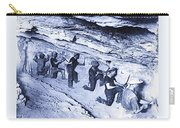 500-feet Level Sulphate Stope Tombstone Consolidated Mine 1904-2013 Carry-all Pouch