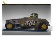 581 Bonneville Race Car Carry-all Pouch