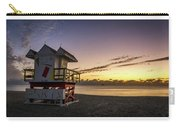 7901- Miami Beach Sunrise  Carry-all Pouch