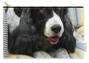#940 D1031 Farmer Browns Springer Spaniel Carry-all Pouch