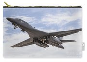 A B-1b Lancer Of The U.s. Air Force Carry-all Pouch