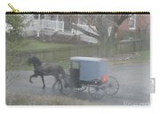 A Buggy Passes By Carry-all Pouch