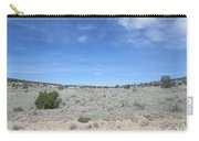A Concho Landscape Carry-all Pouch