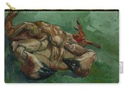 A Crab On Its Back Paris, August-september 1887 Vincent Van Gogh 1853 - 1890 Carry-all Pouch