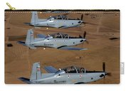 A Formation Of Iraqi Air Force T-6 Carry-all Pouch