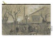 A Guinguette Paris, February - March 1887 Vincent Van Gogh 1853 - 1890 Carry-all Pouch