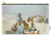 A Kirghiz Gathering Carry-all Pouch