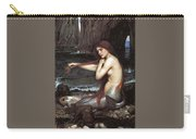 A Mermaid John William Waterhouse Carry-all Pouch
