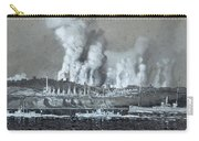 A Pair Of Industrial River Carry-all Pouch