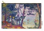 A Pine Grove Carry-all Pouch by Henri-Edmond Cross