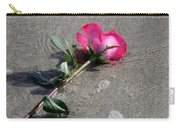 A Rose For Julie Carry-all Pouch
