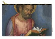 A Saint With A Book Carry-all Pouch