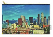 A Slice Of Los Angeles Carry-all Pouch