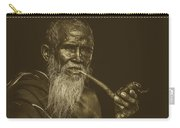 A Smoke Before Conversation Carry-all Pouch
