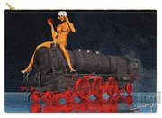 A Surrealist Lady Chatterley Carry-all Pouch