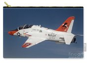 A T-45c Goshawk Training Aircraft Carry-all Pouch