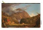 A View Of The Mountain Pass Called The Notch Of The White Mountains, Crawford Notch Carry-all Pouch