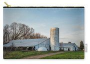 Abandoned Countryside Farm In The Afternoon Carry-all Pouch