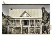 Abandoned Plantation House #1 Carry-all Pouch