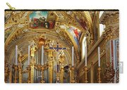 Abbey Of Montecassino Altar Carry-all Pouch