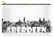 Aberdeen Scotland Skyline Carry-all Pouch
