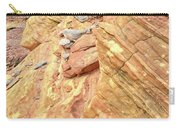 Above Wash 3 In Valley Of Fire Carry-all Pouch