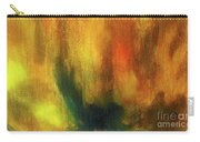 Abstract Background Structure With Oil Painting Texture In Tones Of Nature. Carry-all Pouch