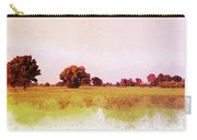 Abstract Beautiful Tree And Landscape For Background. Carry-all Pouch