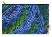 Abstract Fractal Landscape Carry-all Pouch